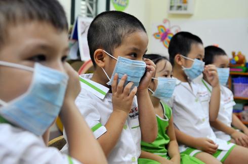 Cách chọn khẩu trang y tế cho trẻ