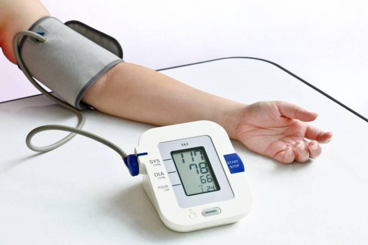 đo huyết áp tại nhà